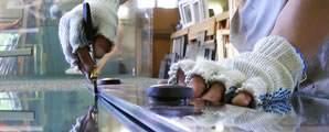 Glas snijden - Van Reenen Glas Leeuwarden